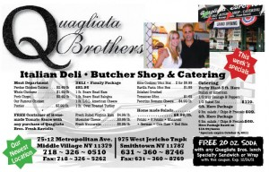 Italian Deli • Catering • Butcher Shop